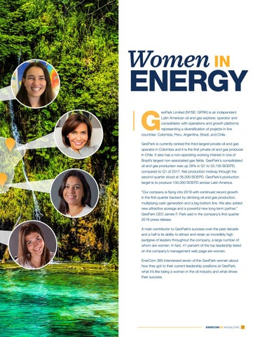 Page 29 of Women in Energy