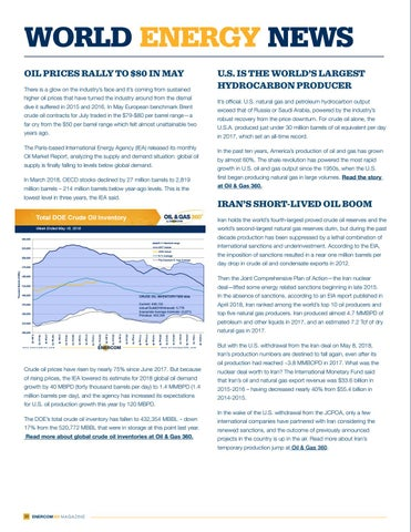 Page 40 of World Energy News