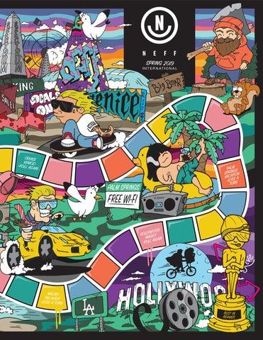 a866089d9ba Spring 19 Catalog International by Neff Headwear - issuu