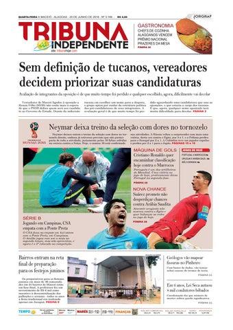 ca8901de6 Edição número 3169 - 20 de junho de 2018 by Tribuna Hoje - issuu