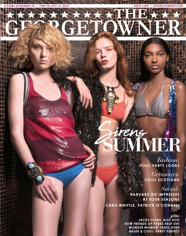 b197e5700d991 The Georgetowner June 06, 2018 Issue by Georgetown Media Group, Inc ...