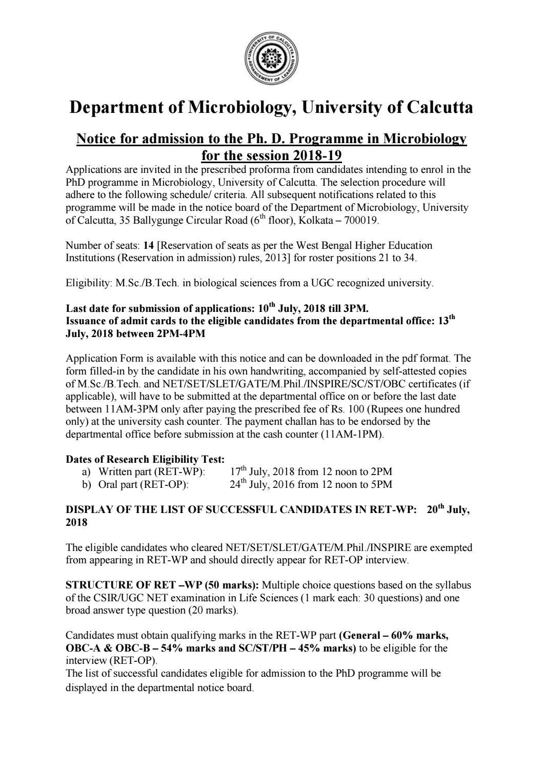 Ret microbiology 14 6 18 by BioTecNika - issuu