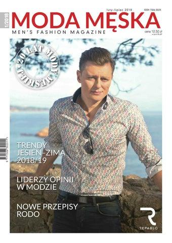 52e7148cd4fd4 Moda Męska 1/18 by Promedia Jerzy Osika - issuu