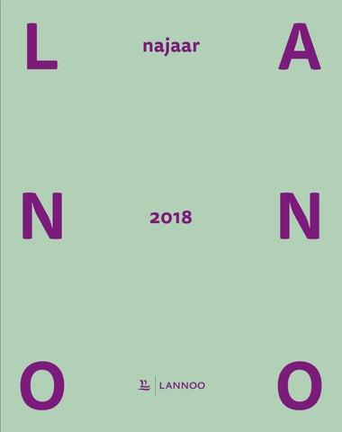 Uitgeverij Lannoo Najaar 2018 Nederland By Uitgeverij Lannoo Issuu