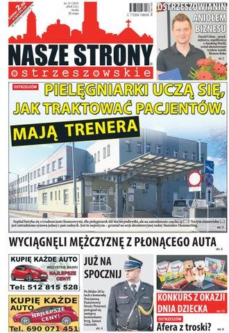 416ba76e7 NASZE STRONY OSTRZESZOWSKIE 21/2018 by Nasze Strony Ostrzeszowskie ...