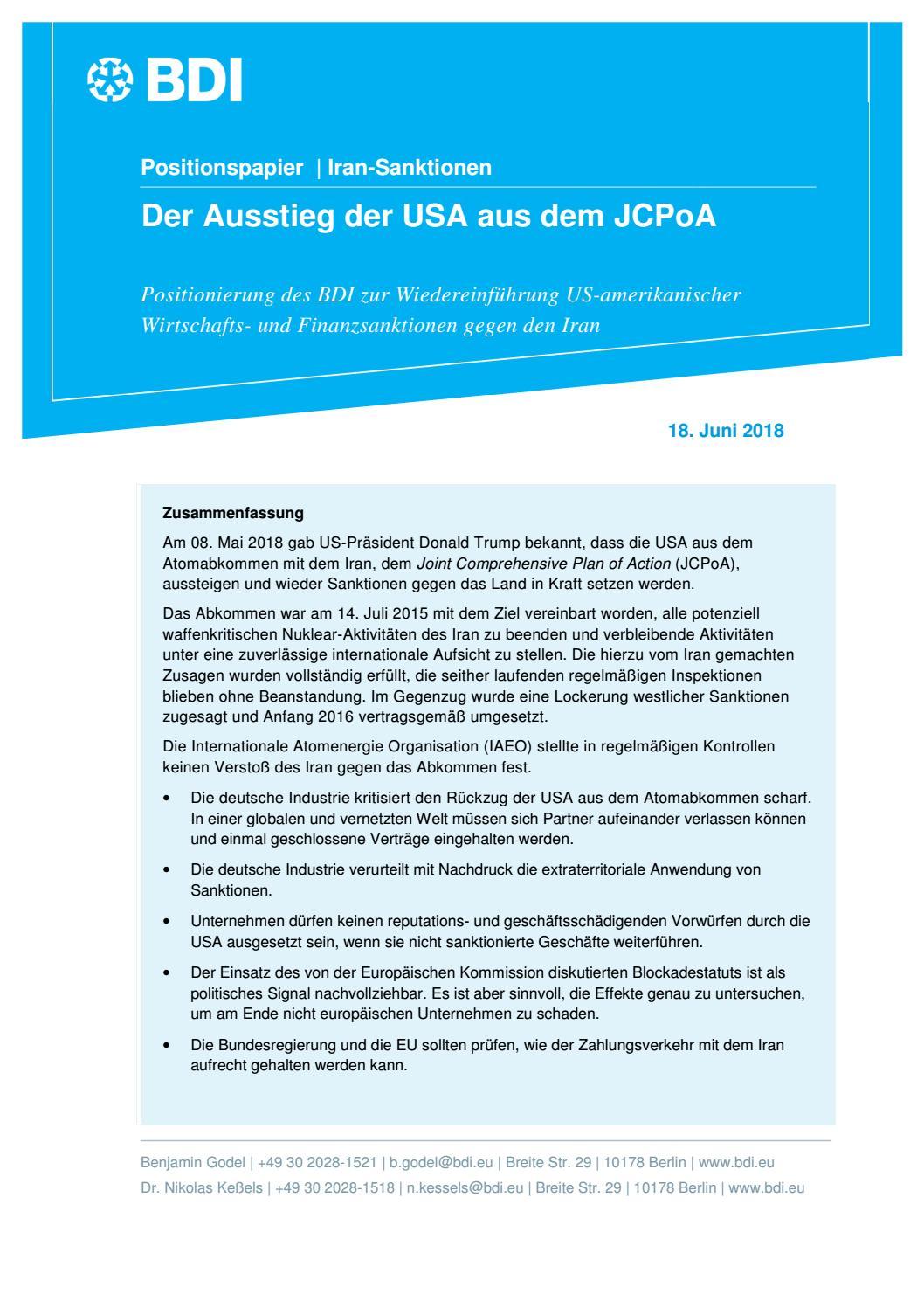 Ausgewählte Praxiseffekte Der Us Steuerreform Für Deutsche | Mainram