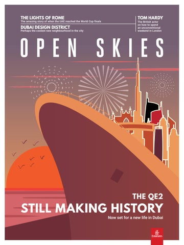 Open skies june 2018 by Motivate Publishing - issuu
