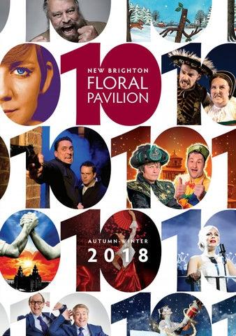 8da873949574 Floral Pavilion Season Guide Autumn 2018 by Floral Pavilion Theatre ...