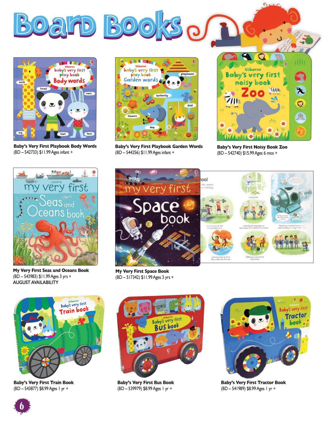 Usborne Books & More Fall 2018 Mini Catalog by Usborne Books