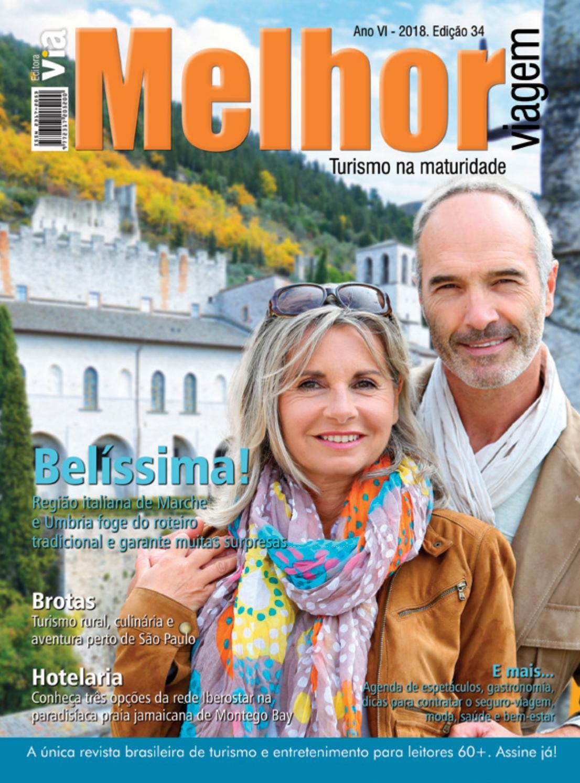 69db3a1d24 Melhor Viagem - Ed. 34 by Editora Via - issuu