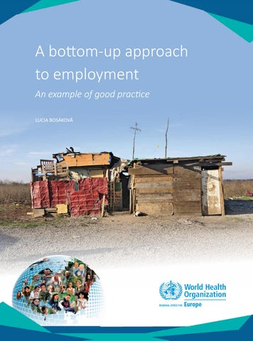 bcc481e1ae11 A bottom-up approach to employment by World Health Organization ...