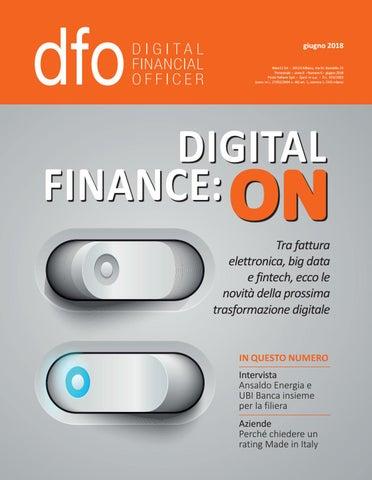 cbd9d7ef21 dfo - digital financial officer - giugno 2018 by AziendaBanca - issuu