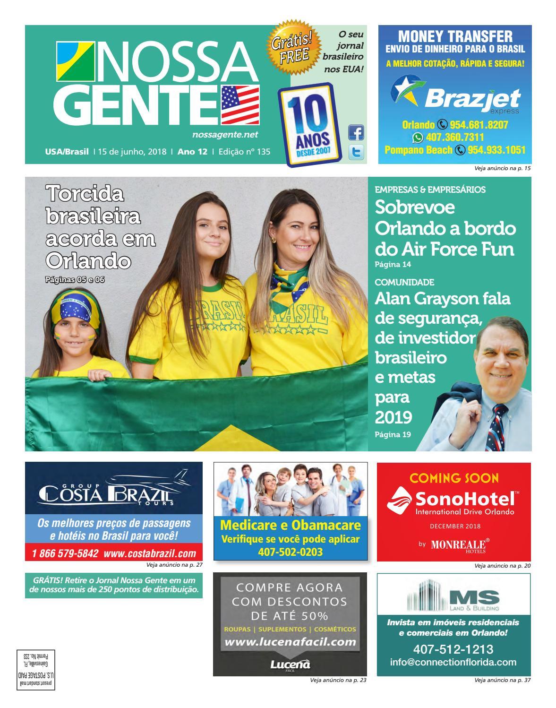 92e82e0f4a Nossa Gente 135 by Nossa Gente - issuu