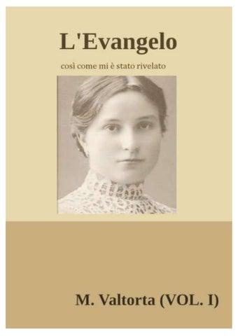Evangelo vol 1 by Maria Cristina - issuu ab0447ade685