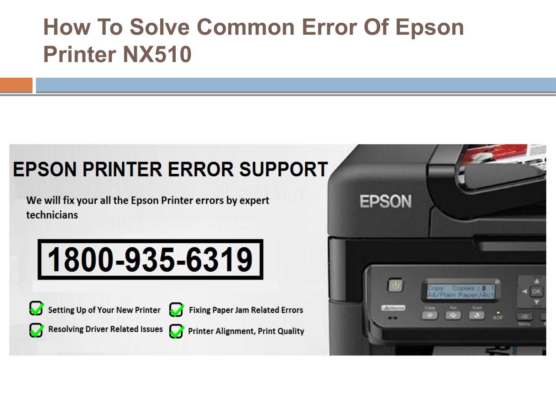Epson printer flashing error codes call at 1800 935 6319 by