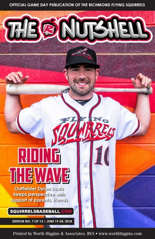 Page 1. OFFICIAL GAME DAY PUBLICATION OF THE RICHMOND FLYING SQUIRRELS af8e1932f
