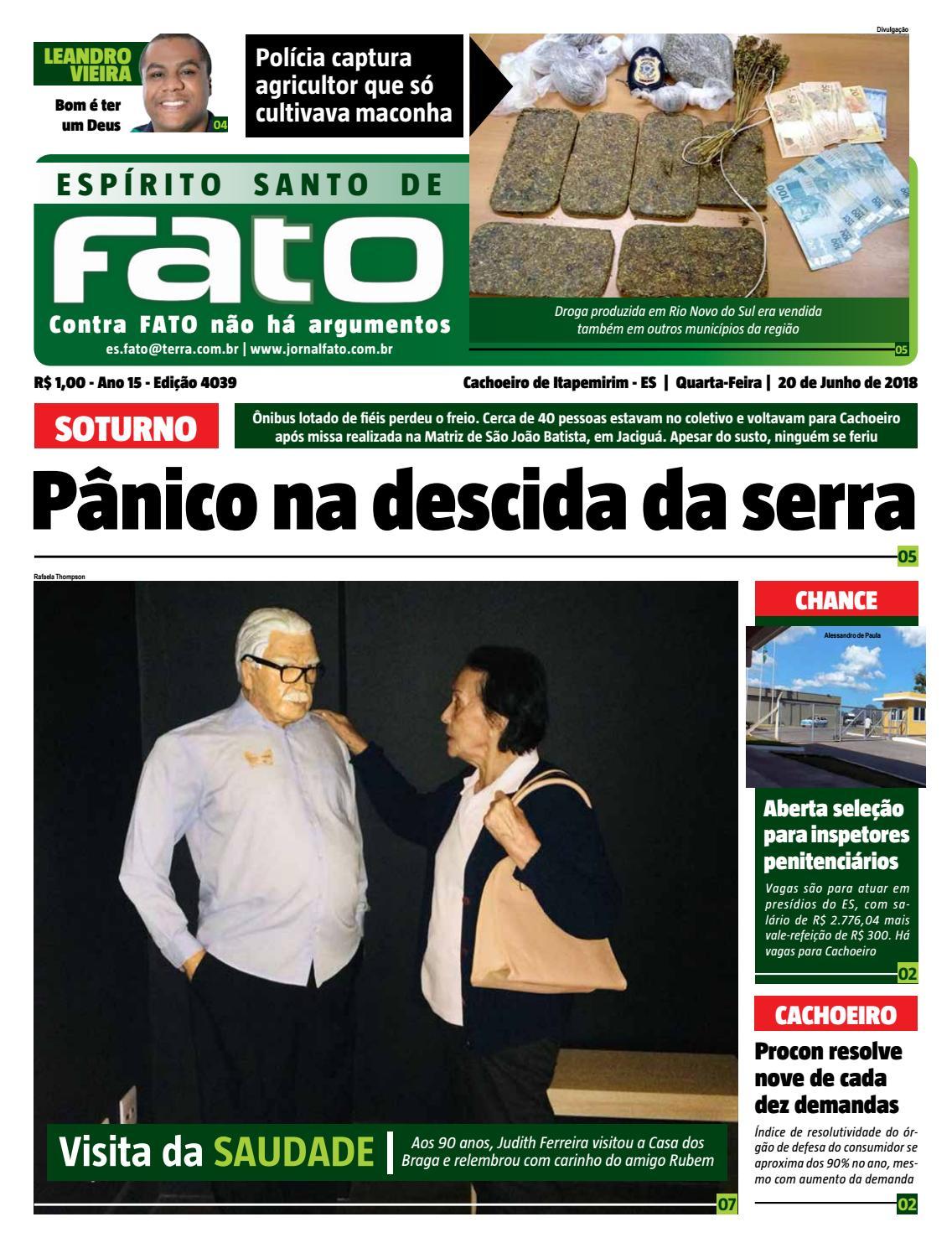 96ac2f069a Jornal fato 2006 18 by Jornal Fato - issuu