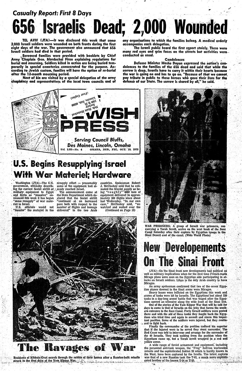 October 19, 1973 by Jewish Press - issuu