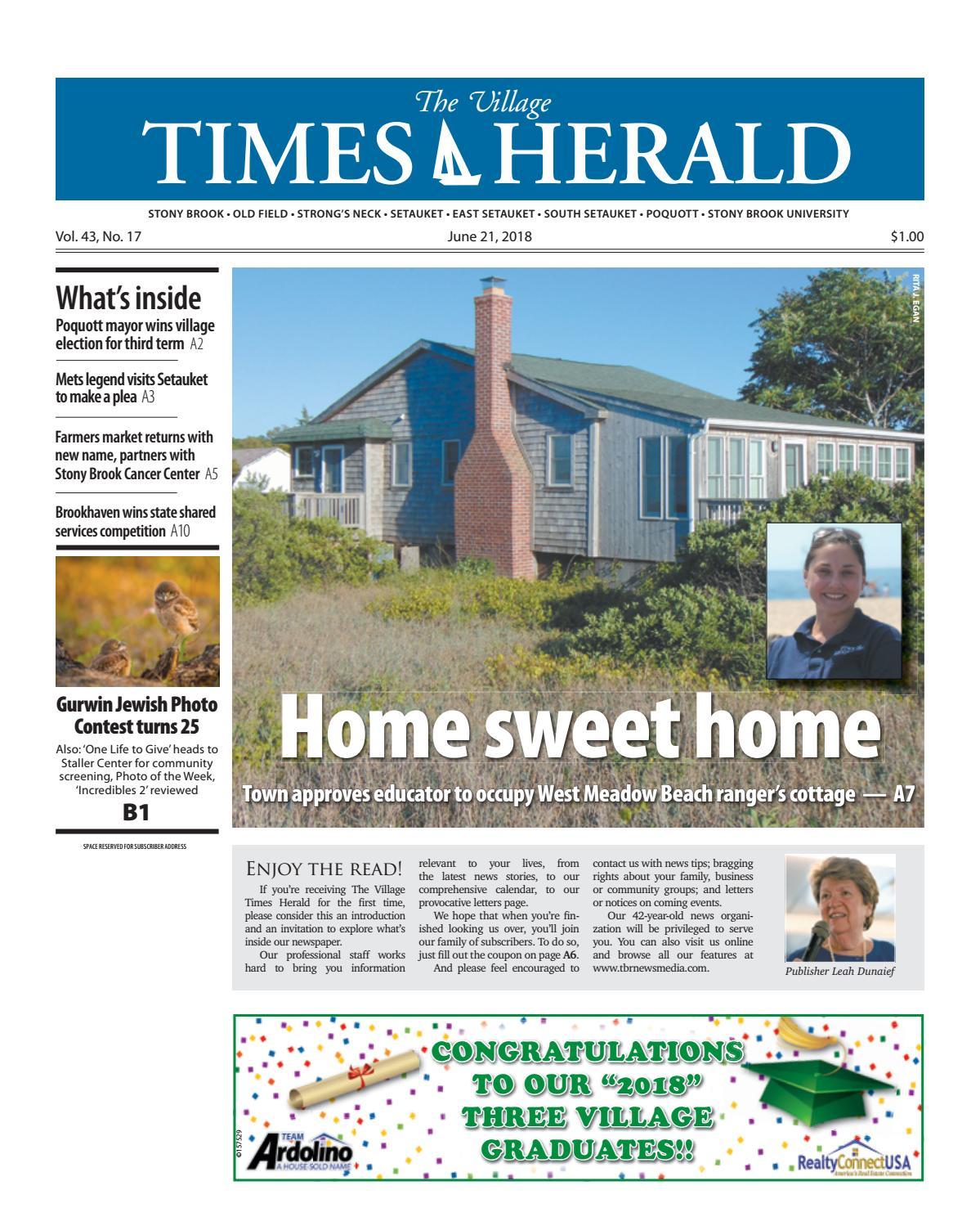 6e74e80d12a The Village Times Herald - June 21