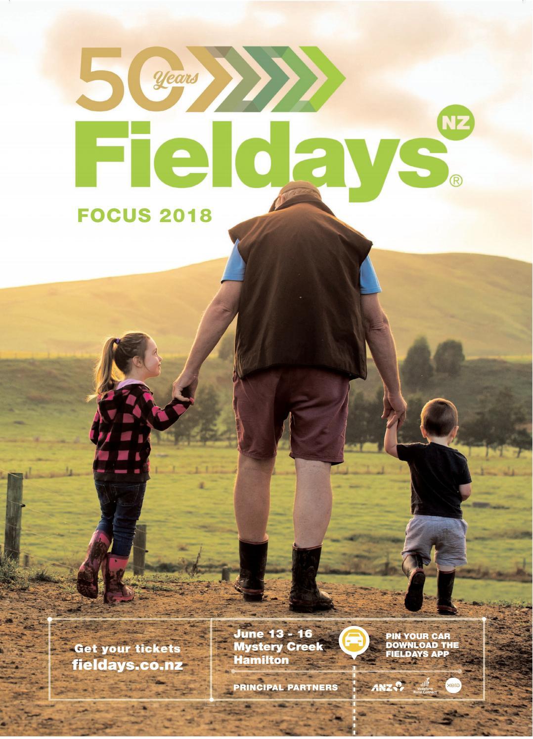 Fieldays Focus 2018 by NZME  - issuu