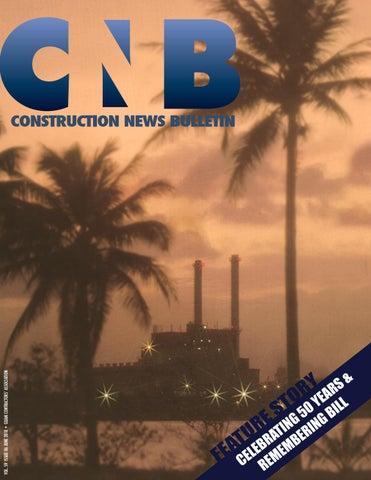 GCA Construction News Bulletin June 2018 by Geri Leon