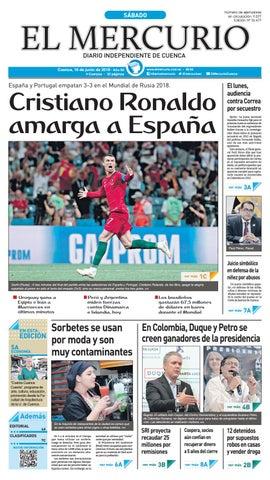 hemeroteca 16-06-2018 by Diario El Mercurio Cuenca - issuu a77cc0bd8e7