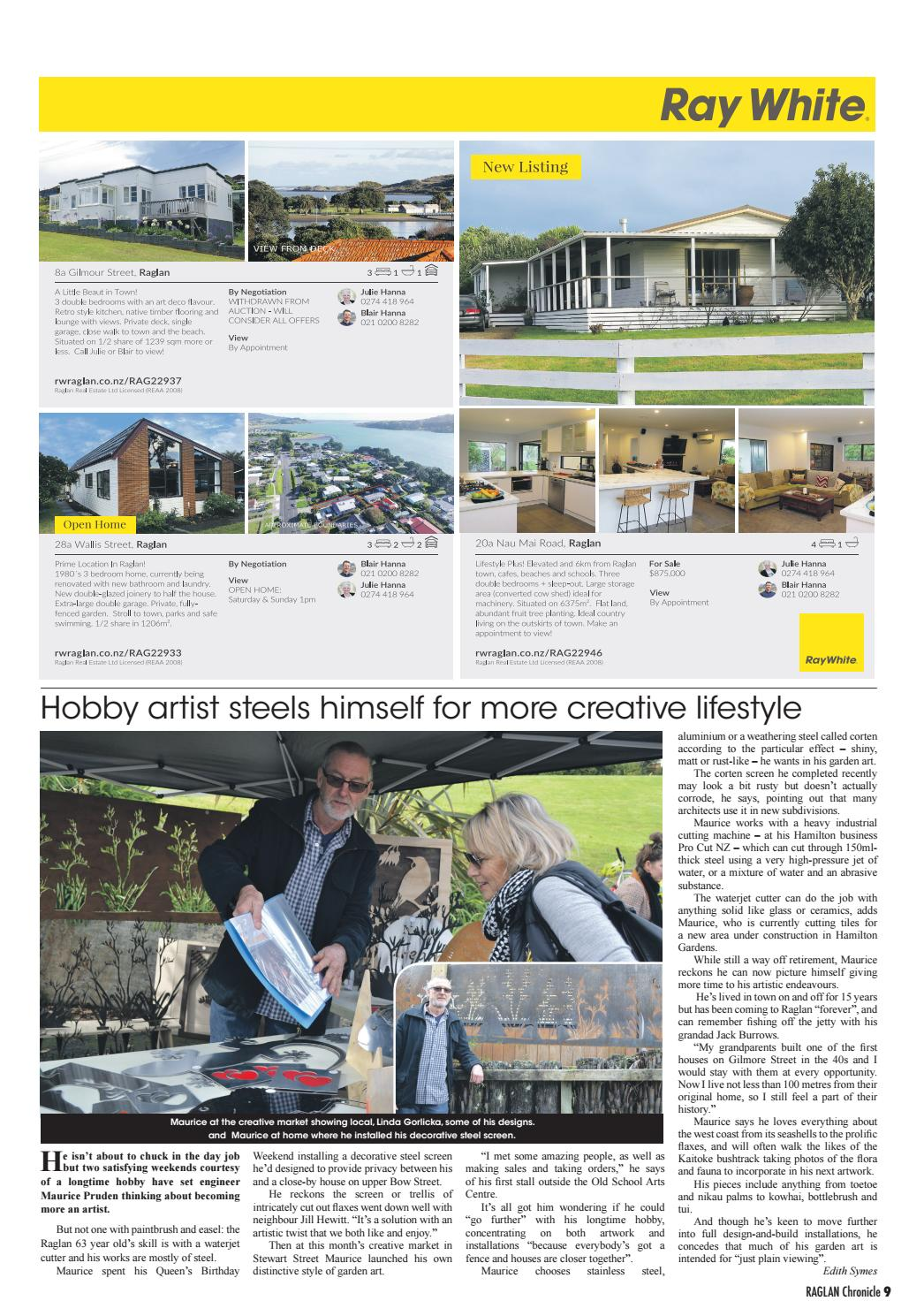 Raglan Chronicle by Raglan Chronicle - issuu