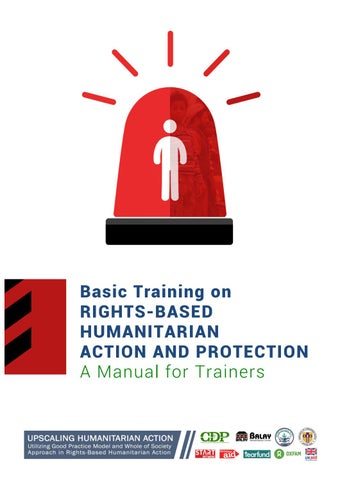 Basic Training on Rights-Based Humanitarian Action and