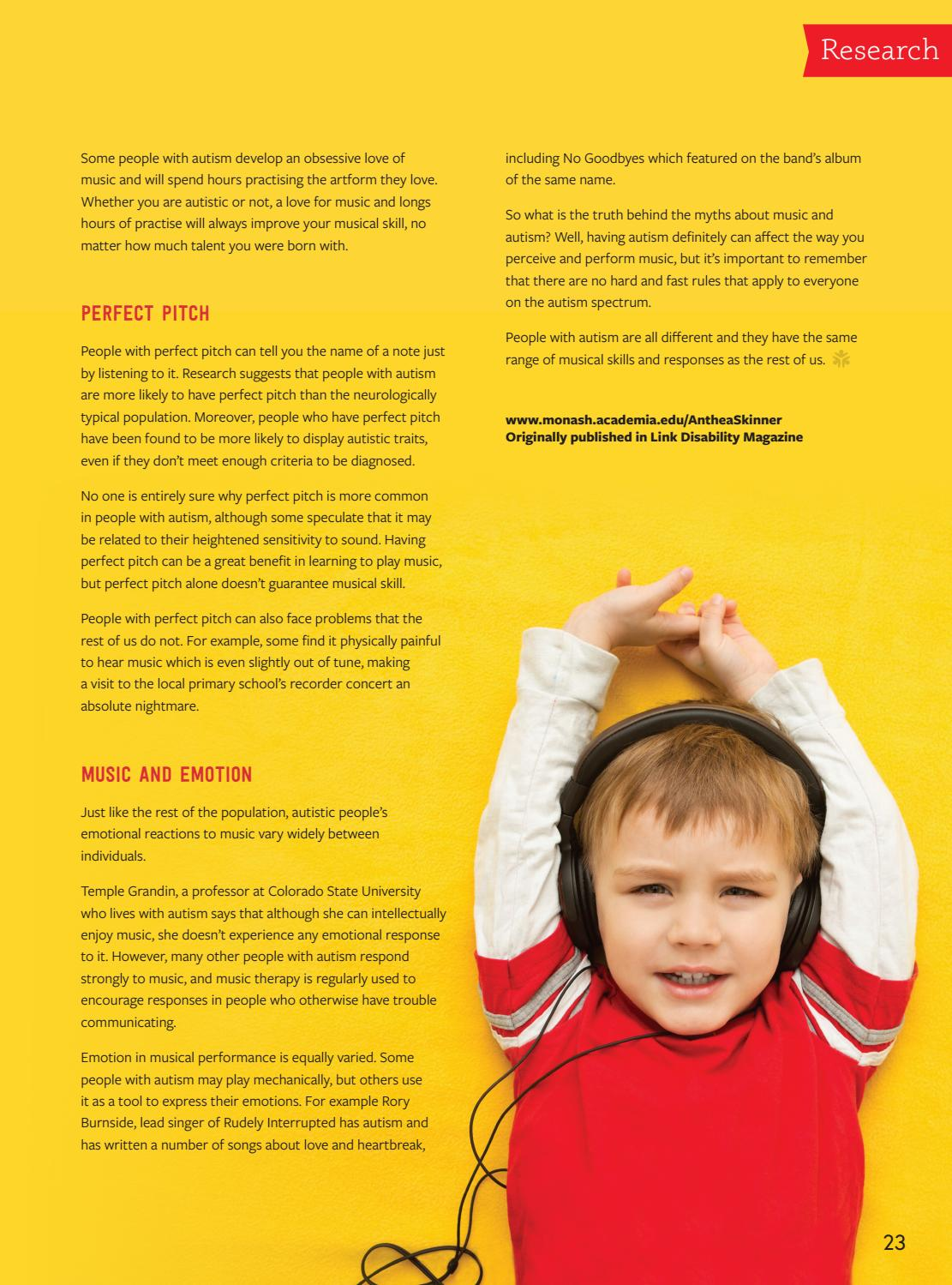 Why Do Some People With Autism Have >> Parent To Parent Magazine July 2018 By Parent To Parent Nz Issuu