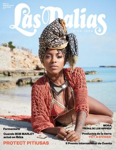 fbc87661df546 Esta nueva edición de Las Dalias Ibiza   Formentera Magazine gira en torno  a un mensaje  salvemos la naturaleza de nuestras islas