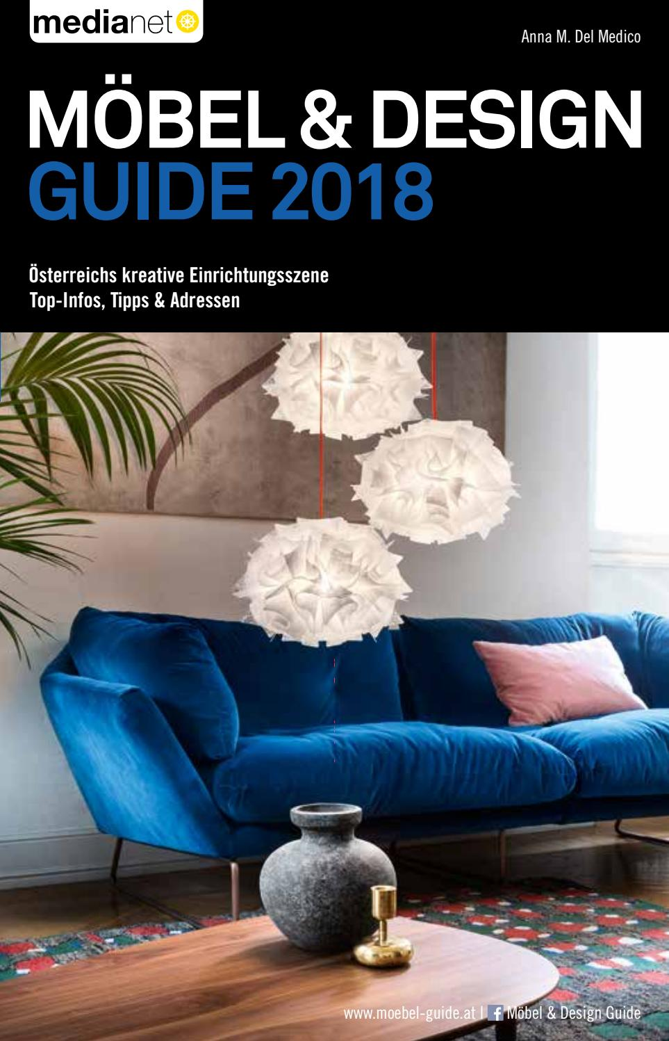 Möbel & Design Guide 2018 by medianet - issuu