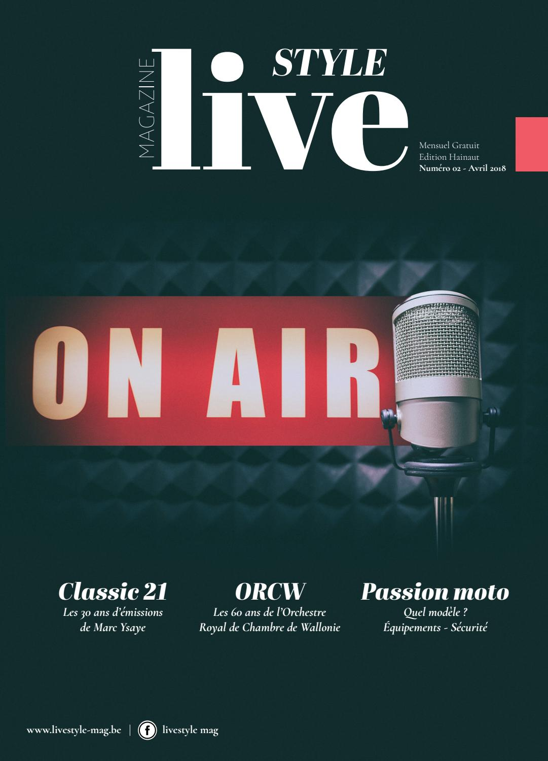 a5ee1c23c0 Livestyle 02 by Carafe.be - Xavier Bostem - issuu