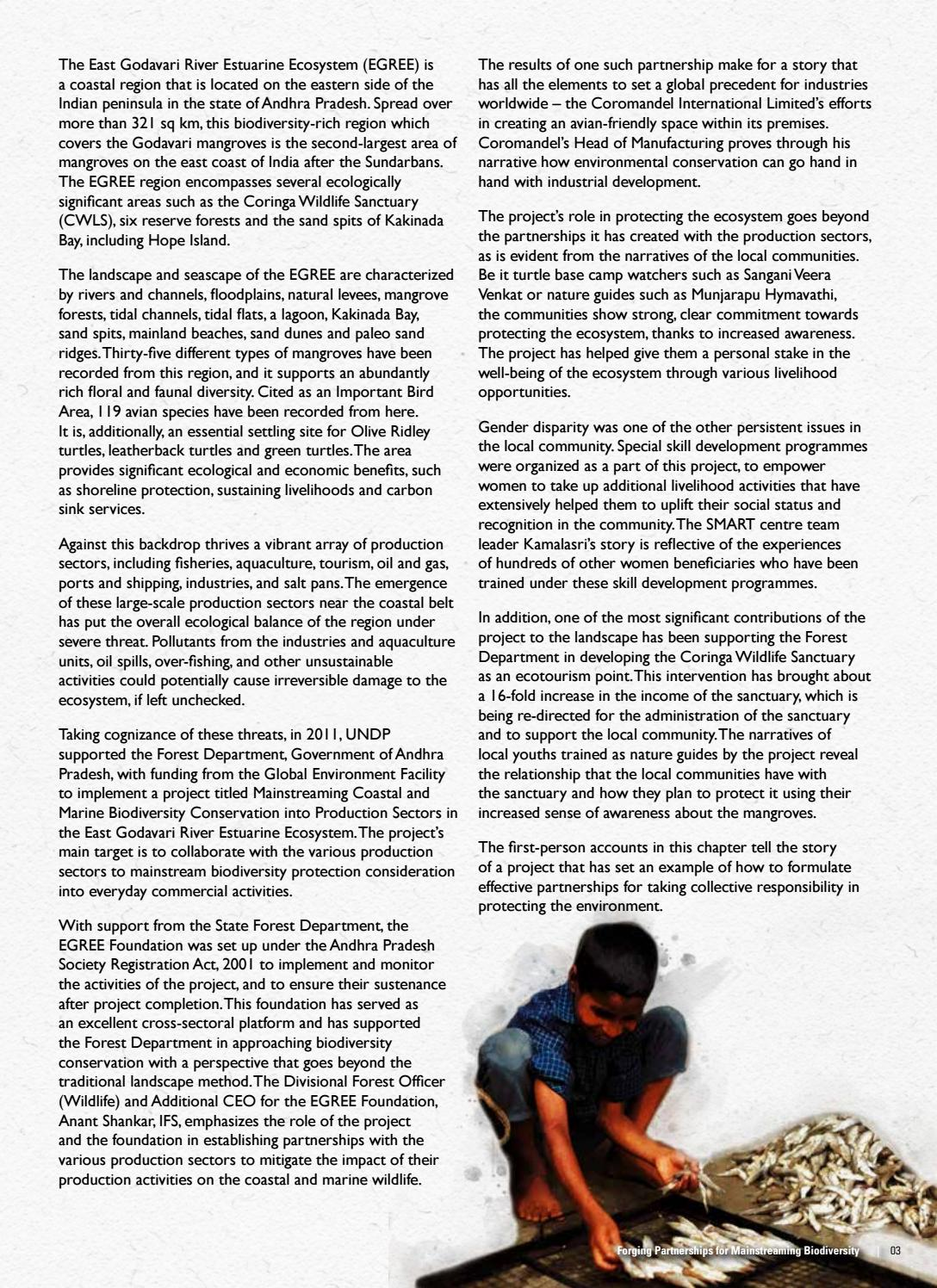 Voices of the Sea by UNDP India - issuu