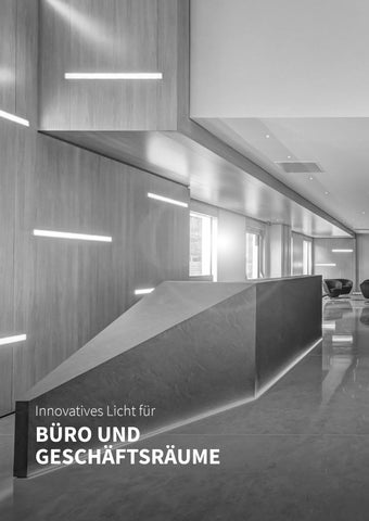 Page 4 of Innovatives Licht für Büro und Geschäftsräume
