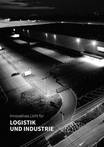 Page 8 of Innovatives Licht für Logistik und Industrie