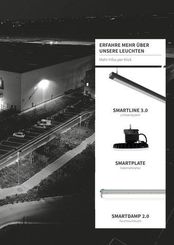 Page 9 of Innovatives Licht für Logistik und Industrie