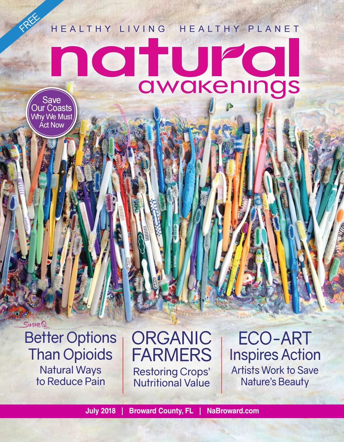 Natural Awakenings Magazine by Natural Awakenings, Broward