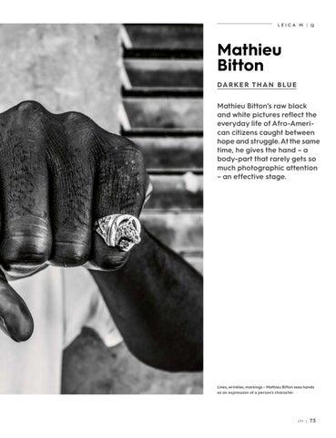 Page 73 of Mathieu Bitton – Darker than Blue