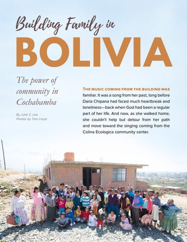 Page 4 of Building Family in Bolivia