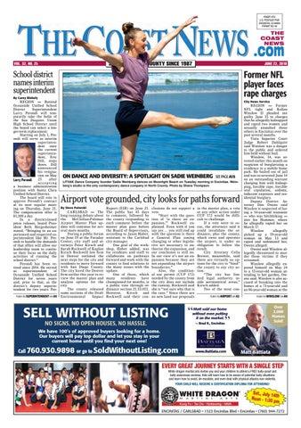 55cae193d70 The coast news