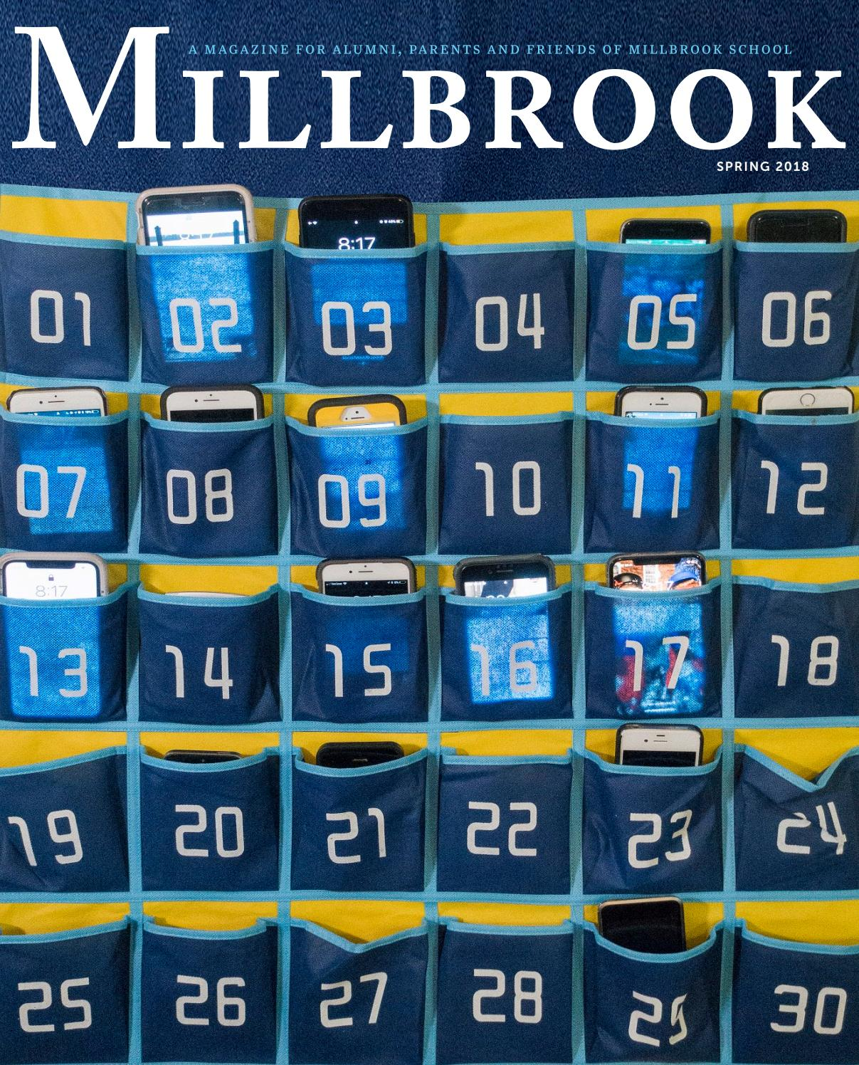 Millbrook, Spring 2018 by Millbrook School - issuu