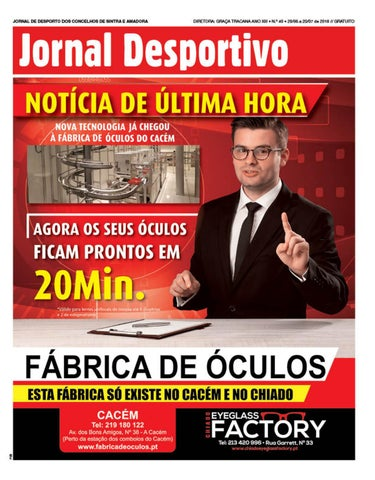 Jornaldesportivo n40 by Mérito da Palavra - issuu fe8b2c5efb