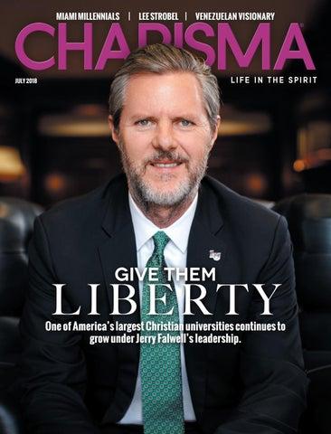 42f0c8d1a Charisma Magazine-July 2018 by Charisma Media - issuu