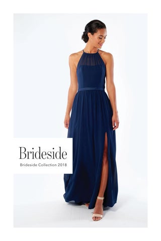 032ae7826006 Brideside Collection 2018 by brideside - issuu