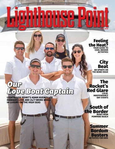 36d8356ebd Lighthouse Point Magazine July 2018 by Point! Publishing - issuu