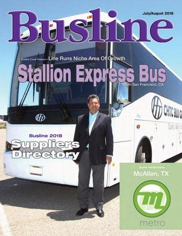 Jul Aug 2018 Busline Magazine By Busline Magazine Issuu