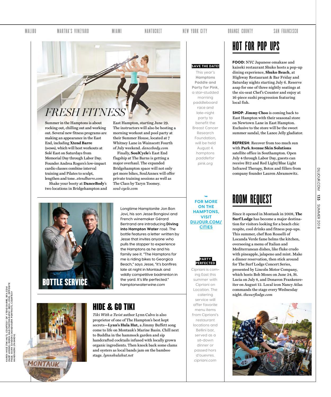Summer 2018 by DuJour Media - issuu