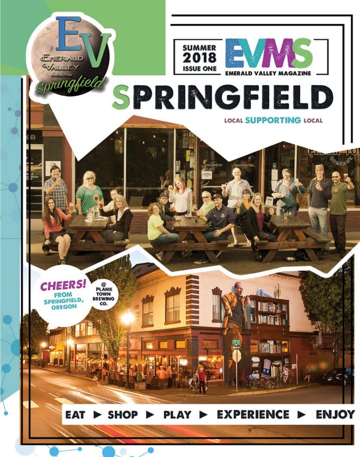 Springfield Emerald Valley Magazine by Emerald Valley Magazine - issuu