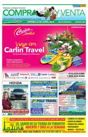 Compra y Venta Edicion  16. 2018 by elcomprayventa - issuu a48f5c9337c