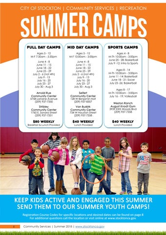 Page 6 of Summer Camps for Kids